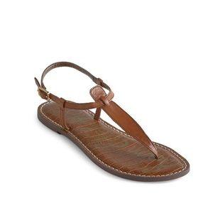 Sam Edelman Gigi Sandals Brown Size 9M